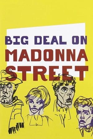 Big Deal on Madonna Street-Azwaad Movie Database