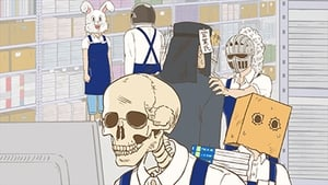 Skull-face Bookseller Honda-san Season 1 Episode 1
