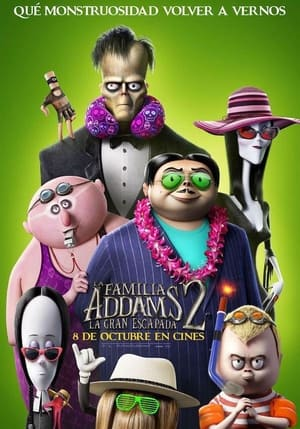 VER La familia Addams 2: La Gran Escapada (2021) Online Gratis HD