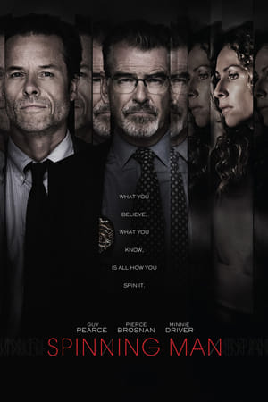 Spinning Man – Em Busca da Verdade Torrent, Download, movie, filme, poster