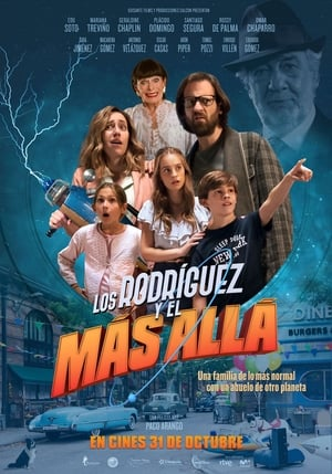 Ver Los Rodríguez y el Más Allá (2019) Online