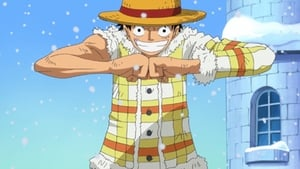 One Piece Season 18 :Episode 751  The Start of a New Adventure - Arrival at the Mysterious Island, 'Zou'!