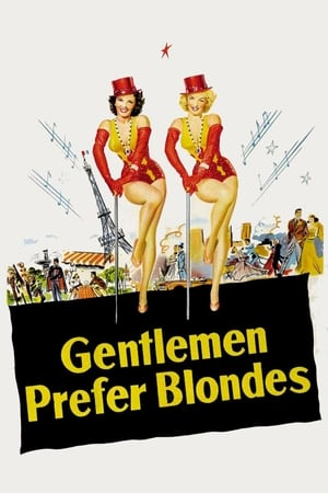 Gentlemen Prefer Blondes (1953) is one of the best movies like What Happens In Vegas (2008)