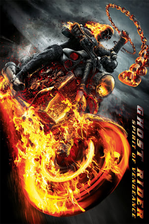 Poster Ghost Rider: Spirit of Vengeance (2011)