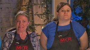 My Kitchen Rules Season 6 :Episode 12  Vicky & Celine (SA, Group 2)