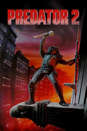 poster Predator 2