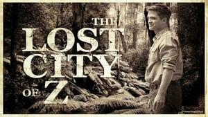 Nuevo Poster de Z, la ciudad perdida Online