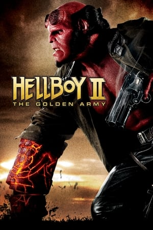 Hellboy II: The Golden Army (2008) is one of the best movies like The Mummy (1999)