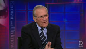 The Daily Show with Trevor Noah Season 16 :Episode 27  Donald Rumsfeld