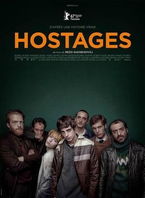 Hostages  (Mzevlebi) streaming