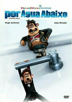 Capa do filme Por Água Abaixo