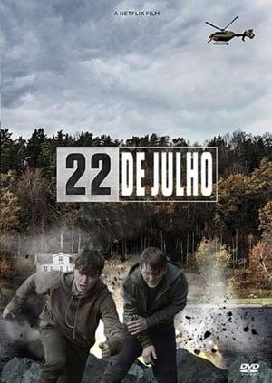 22 de Julho Torrent (2018) Dual Áudio / Dublado WEB-DL 720p | 1080p – Download
