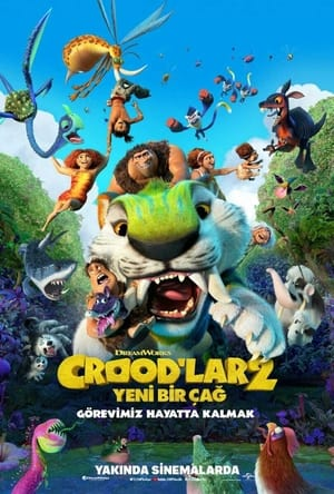 poster The Croods: A New Age