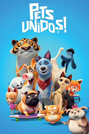 Pets Unidos - Poster