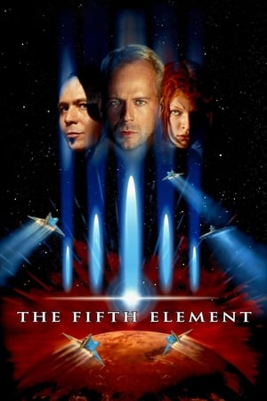Poster The Fifth Element (1997)