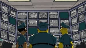 The Simpsons Season 21 : To Surveil With Love