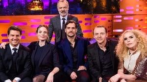 Tom Cruise, Rebecca Ferguson, Henry Cavill, Simon Pegg and Paloma Faith
