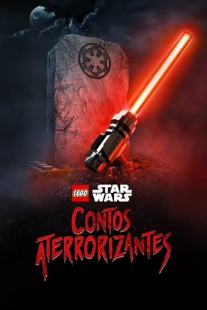 poster LEGO Star Wars Terrifying Tales