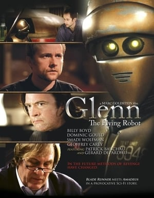 Capa do filme Glenn, the Flying Robot