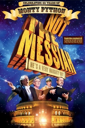 Not the Messiah (He's a Very Naughty Boy)-Eric Idle