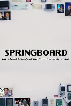 Image Springboard: The Secret History of the First Real Smartphone