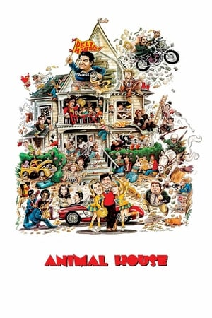 Animal House (1978) is one of the best movies like Old School (2003)