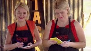My Kitchen Rules Season 6 :Episode 44  Finals Instant Restaurant Round: Jac & Shaz (QLD)