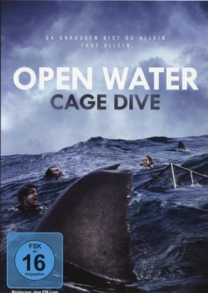 Filmposter Open Water - Cage Dive