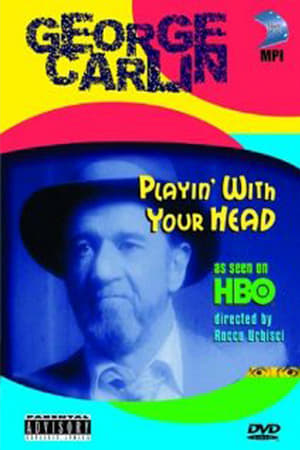 Poster George Carlin: Playin' with Your Head (1986)