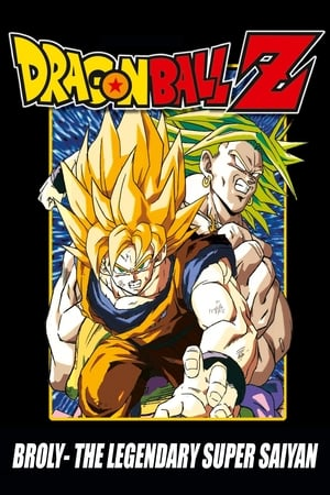 Image Dragon Ball Z: Broly – The Legendary Super Saiyan