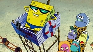 SpongeBob SquarePants Season 3 : SpongeGuard on Duty