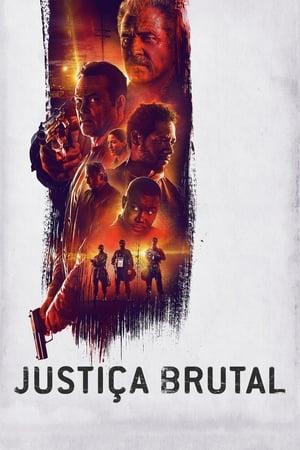 Justiça Brutal - Poster