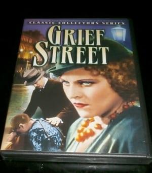 Capa do filme Grief Street