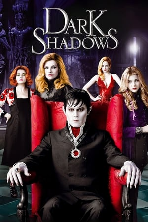 Dark Shadows (2012) is one of the best movies like Mary And Max (2009)