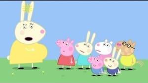 El bulto de Mamá Rabbit