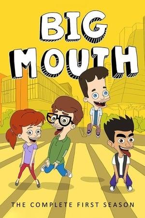 Baixar Big Mouth 1ª Temporada (2017) Dublado e Legendado via Torrent