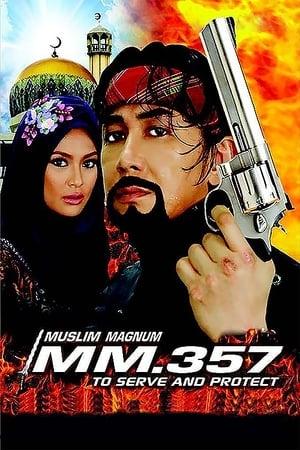 Magnum Muslim .357 poster