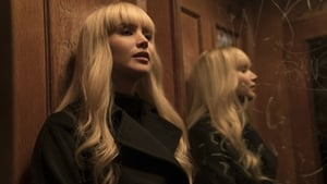 Graphic background for Red Sparrow