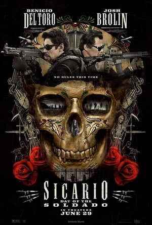 Sicario, Day of the Soldado (2018)