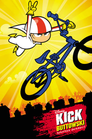 Kick Buttowski – Um projeto de dublê – 2ª Temporada Torrent (2010) Dublado BluRay 720p Download