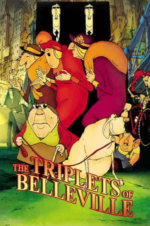 The Triplets Of Belleville (2003) is one of the best movies like Hercules (1997)