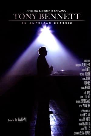 Filmposter Tony Bennett: An American Classic