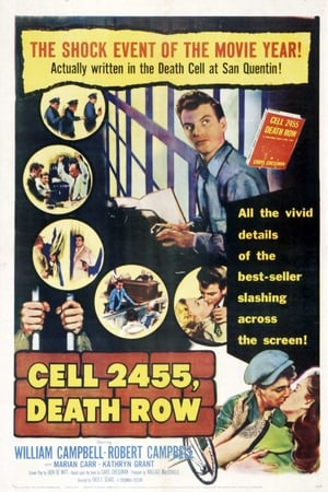 Cell 2455 Death Row (1955)
