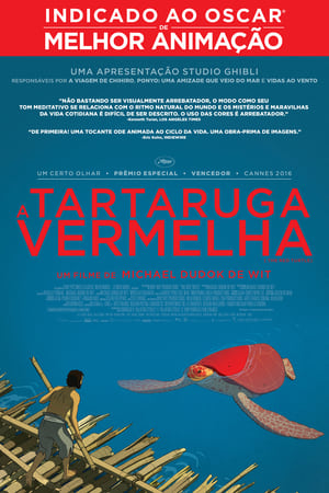 A Tartaruga Vermelha Torrent, Download, movie, filme, poster