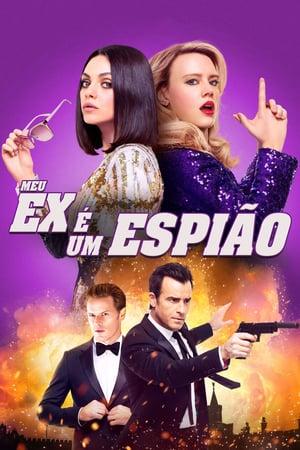 Meu Ex é um Espião - Poster