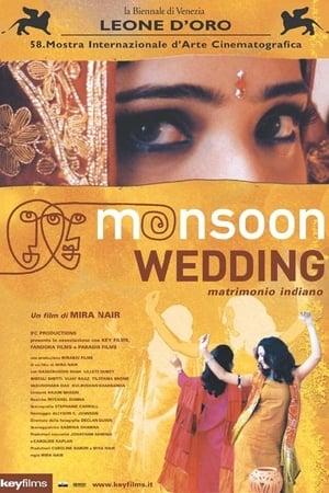 Esküvő monszun idején