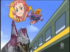 Dinosaur King: Season 1 Episode 42