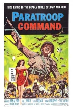 Comando paracaidista