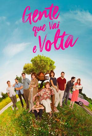 Gente que Vai e Volta Torrent, Download, movie, filme, poster