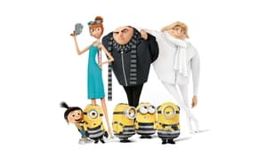 Despicable Me 3 (2017) Movie Watch Online Hindi Dubbed